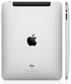 Apple iPad (back)