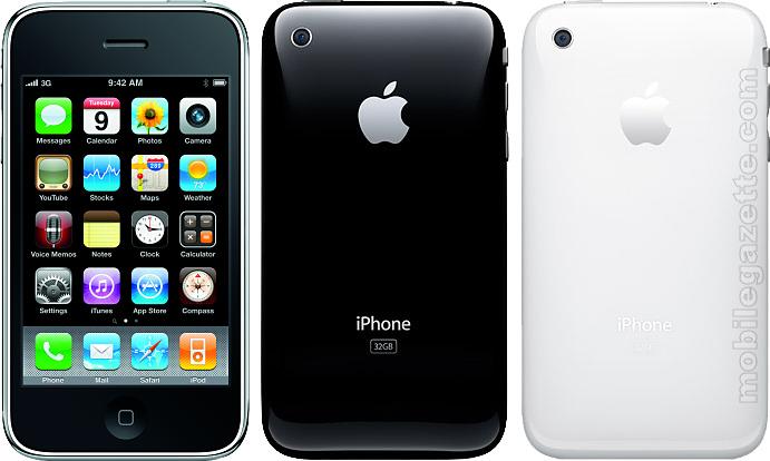 apple iphone 3gs user manual