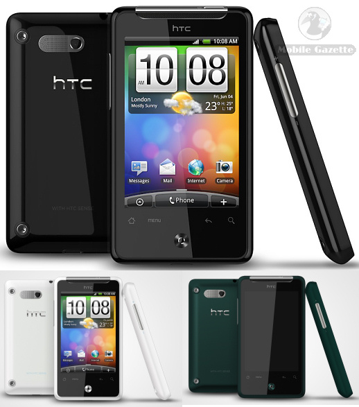 HTC Gratia, The European Version of The HTC Aria Comes by Surprise