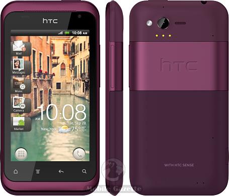 HTC Rhyme | HTC Explorer | Harga dan Spesifikasi