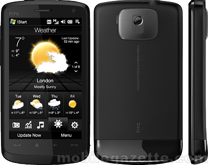 htc touch hd combo