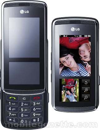 lg kf600 venus touch screen fashion phone. Black Bedroom Furniture Sets. Home Design Ideas