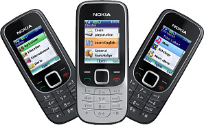 Nokia 2320 and 2330