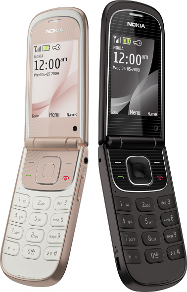 Nokia 3710 Fold open