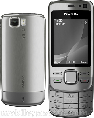 Nokia 6600i Slide - Mobile Gazette