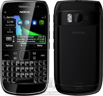 Nokia E6 (E6-00)