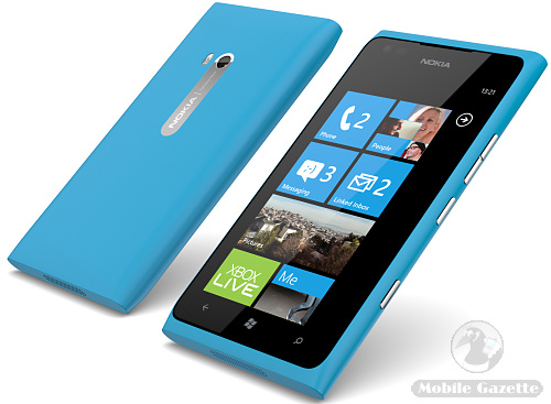 Nokia Lumia 900 (Worldwide)