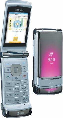 Nokia Mural 6750