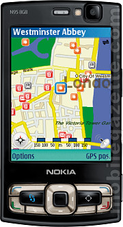 Gazette N95 Nokia 8gb Phone - Mobile News