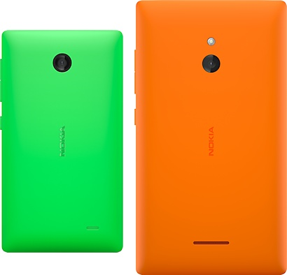 Nokia X and XL