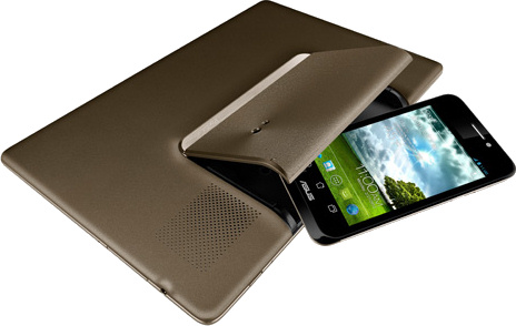 ASUS PadFone and PadFone Station