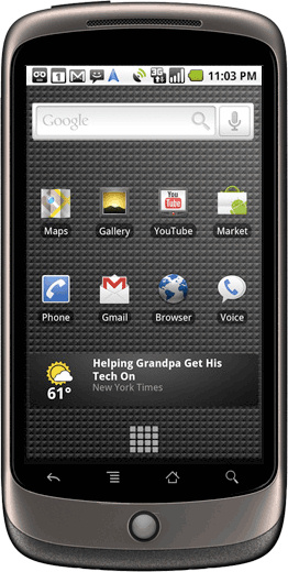 Free Google Nexus One