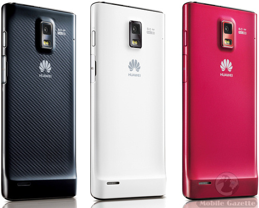 Huawei Ascend P1 P1 S
