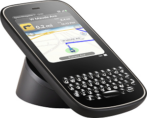 Palm Pixi with GPS