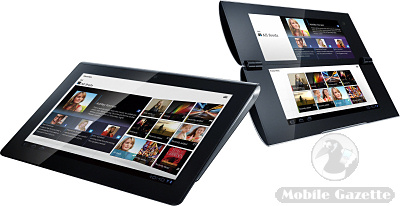 Sony Tablet S and Tablet P
