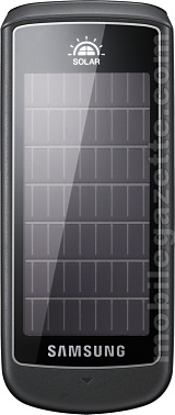 Samsung Crest Solar E1107