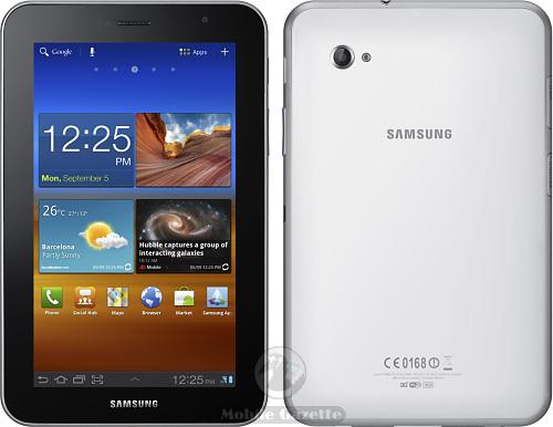 Samsung Galaxy Tab 7.0 Plus - Mobile Gazette - Mobile Phone News