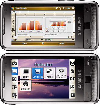The::unwired review: samsung sgh-i900 omnia windows mobile 6. 1.