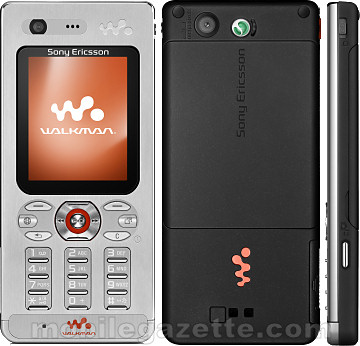 sony ericsson w880i w888c mobile gazette mobile. Black Bedroom Furniture Sets. Home Design Ideas