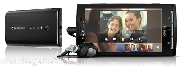 Sony Ericsson lỗ tiếp 167 Triệu Euro, đặt hi vọng vào X10