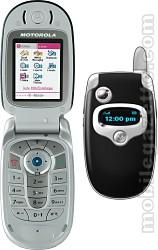 Motorola E550, V535, V545, V547, V550 and V620