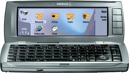 Nokia 9500 Communicator Mobile Gazette Mobile Phone News