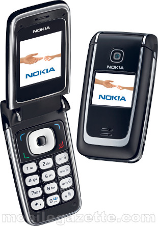 Nokia 6136 Flash File
