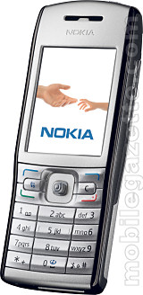Nokia E50 twisted