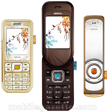 Nokia L'Amour Series