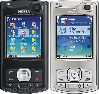 Nokia N80 - Mobile Gazette - Mobile Phone News
