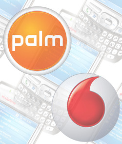 Palm and Vodafone