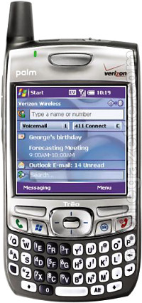 Palm Treo for Windows