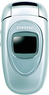 Samsung SGH-X460 closed