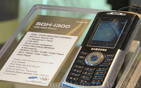 Samsung SGH-i300 photo