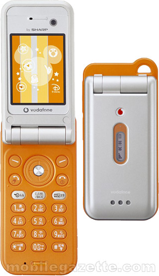 Sharp 703 (Vodafone V703SH)