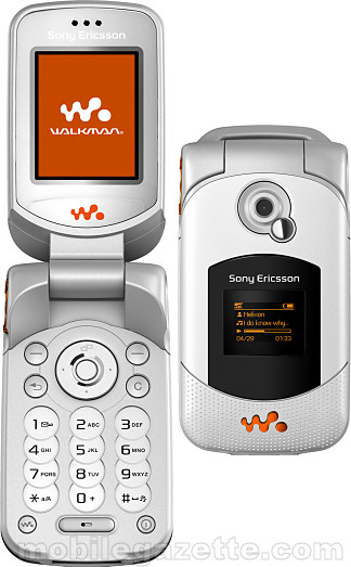 Sony Ericsson W300i - Mobile Gazette