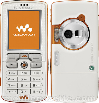Sony Ericsson W700i Smooth White