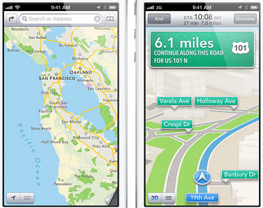 Apple Maps