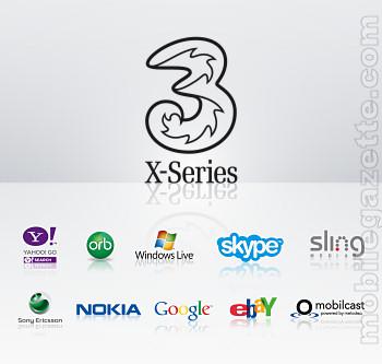 3 Italia internet flat x-series