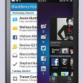 BlackBerry 10 Launched