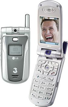 LG U8130 and U8150