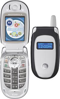 Motorola V500 Series