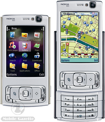 Retro: Nokia N95 and N95 8GB - Mobile Gazette