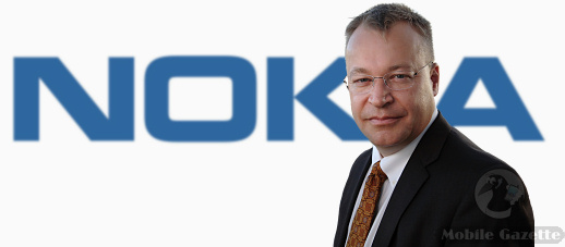 Stephen Elop - Nokia CEO
