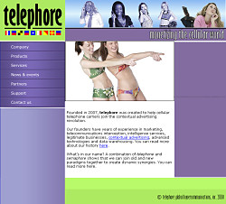 Telephore website