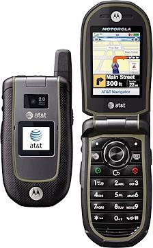 Motorola Tundra VA76r