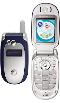 Motorola V551 / V555