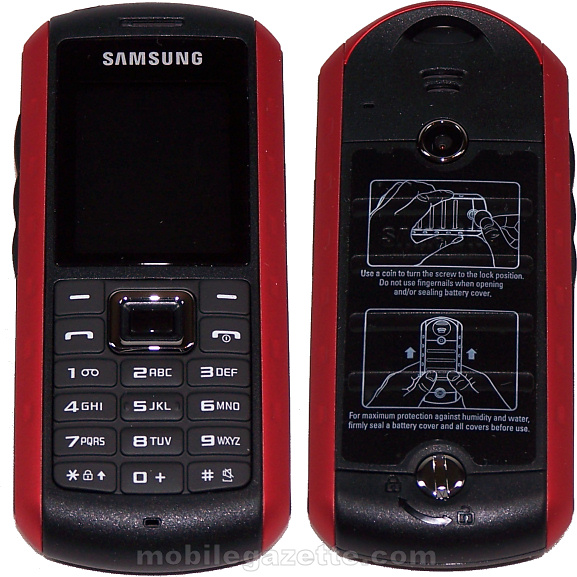 Samsung B2100 Unboxing