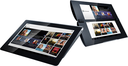 Sony Tablet S1 and S2